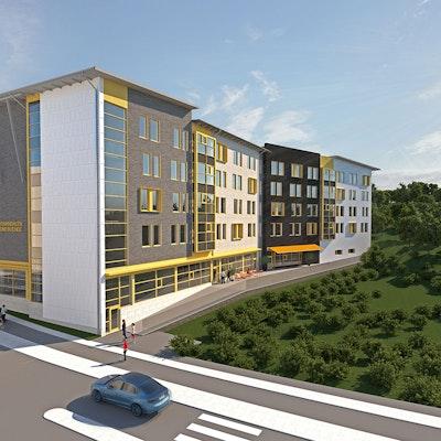 Tävlingsvinst för a och d arkitektkontor