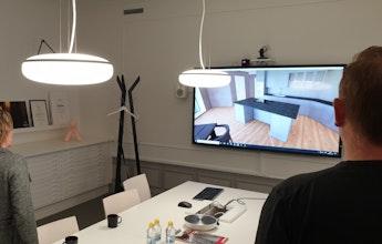 Smartare arkitektur med virtual reality
