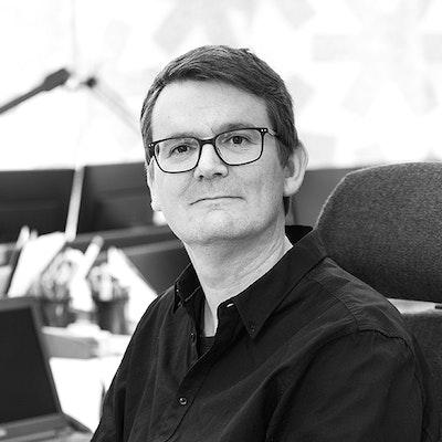 Vi välkomnar arkitekt Raymond Gerritsen till a och d.