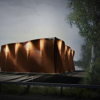 Niklas Granljung vinnare av årets samhällsbyggnadspris - För livet mellan husen
